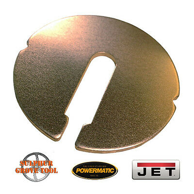 "JET - Powermatic Bandsaw Table Insert for 14"" Saws,  Also fits Delta and others"