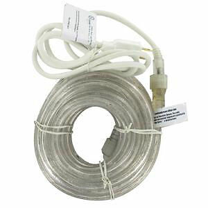 18 foot Clear Awning Rope Lights for Camper Travel Trailer Pop Up RV NEW