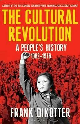 NEW The Cultural Revolution By Frank Dikotter Paperback Free Shipping