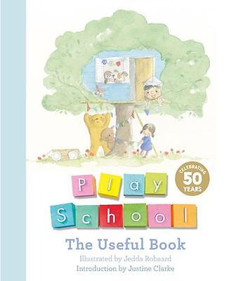 NEW The Useful Book By Play School Hardcover Free Shipping