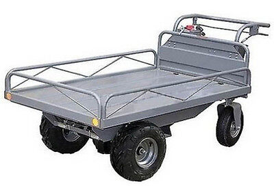 PLATFORM TRUCK Commercial Self Propelled - 600 Lb Cap