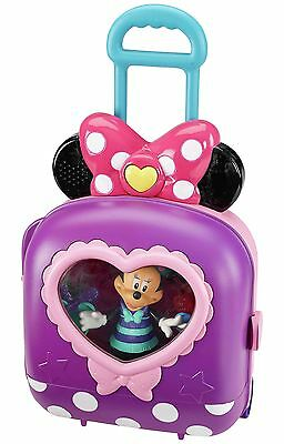 Fisher-Price Disney Minnie Mouse Dress Up 'n Go Bow-tique -From Argos on ebay
