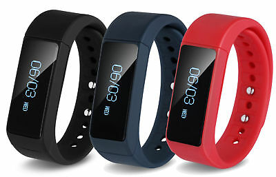 Health Tracker Fitness Band Smart Watch Bracelet Ios Android Apple Pedometer