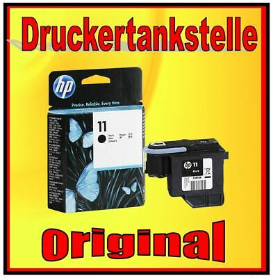 Druckkopf HP 11 black * Business Inkjet 1000 1200 2200 2300 2600 2800