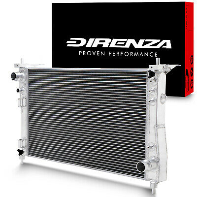 DIRENZA 40mm ALLOY SPORT RADIATOR RAD FOR VAUXHALL OPEL CORSA D 1.6 TURBO VXR