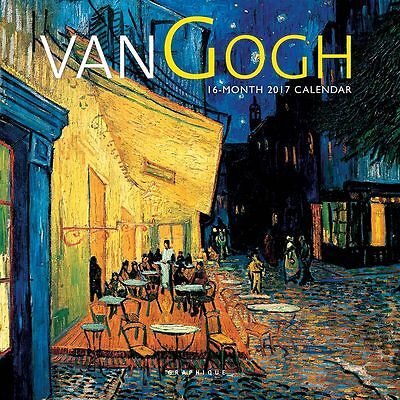 Van Gogh Mini Wall Calendar