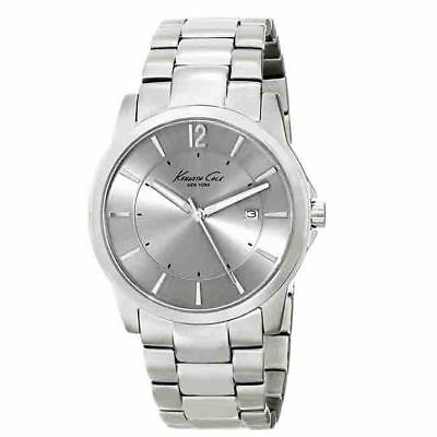 "Kenneth Cole New York Men's KC3915 ""Iconic"" Stainless Steel Watch"