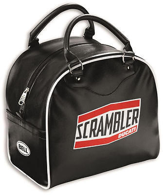 Genuine Ducati Scrambler Helmet Storage / Carry Bag 981029519 new