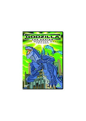 godzilla - the series NEW DVD (CDRP2100)