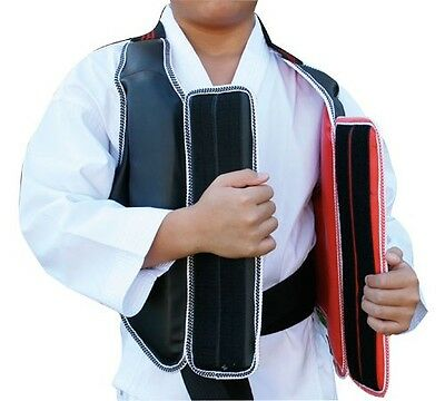 martial arts Vest TAEKWONDO Chest Guard clip sparring gear-TKD Chest Guard