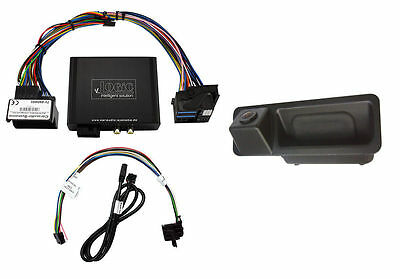 Bmw Business Ccc Reverse Interface + Camera E60 E61 E70 E71