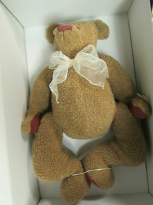 """New Annette Funicello Collectible Bear Co. """" Nickeletta"""" C46289 ......... Dl-20"""