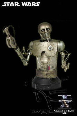 Gentle Giant Star Wars 2-1B Surgical Droid Mini Bust New