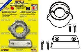 Volvo Penta 290 Sterndrive Single Prop Anode Kit Suits All Water Types