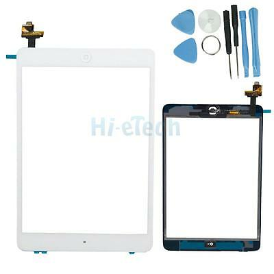 Touch Screen Digitizer & Home Button for ipad mini A1455 A1454 A1432 Replance A+