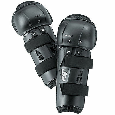 New Thor Sector Motocross Knee Shin Guards Mx Motocross Armour Pads Ce Approved