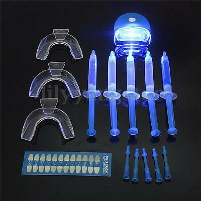 Oral Blanchiment Dents Blanche Dentaire Blanchisseur Rapide Lampe Gel Soin Kit