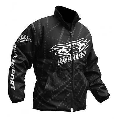Wulfsport Hydra Enduro Motocross MX Water Resistant Fleece Lined Jacket