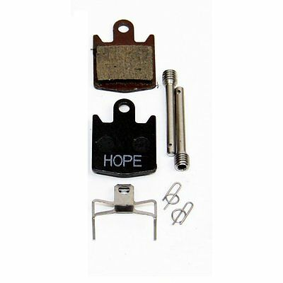 Hope Tech E4 Brake Pads - Genuine Sintered and Standard