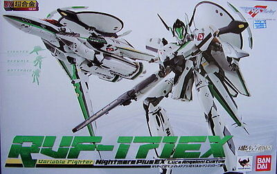 New Bandai DX Chogokin RVF-171EX Nightmore Plus EX Luna Angeloni Custom