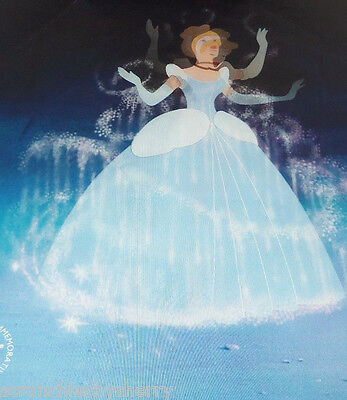 Disney Cinderella Moving Lithograph Picture 2005