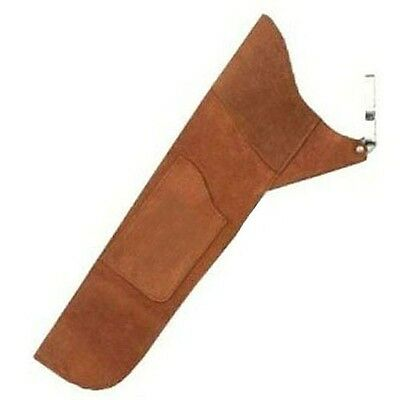 Traditional Leather Hip/side Quiver Aq111
