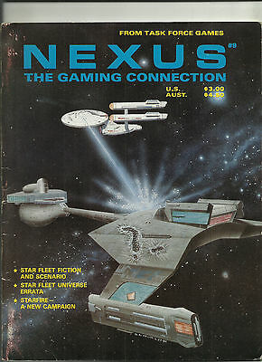 Task Force Games, Nexus Magazine - #9 (Star Fleet Battles Etc.)