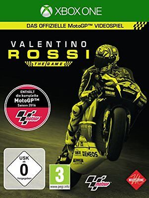 Valentino Rossi - The Game (MotoGP 2016)   XBOX One  XB One  !!!!! NEU+OVP !!!!!