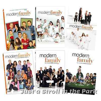 Modern Family ABC TV Series Complete Seasons 1 2 3 4 5 6 Box / DVD Set(s) NEW!