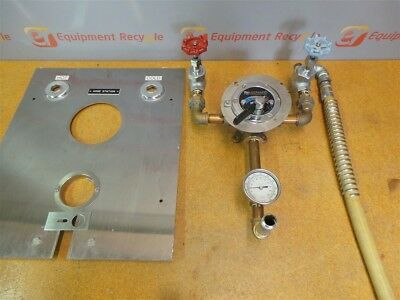 Leonard Type TM Thermostatic Mixing Valve TMS2500-0102 TMS2500