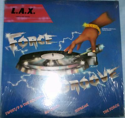 LOS ANGELES XTREME - FORCE GROOVE VOL. 1 LP Sealed