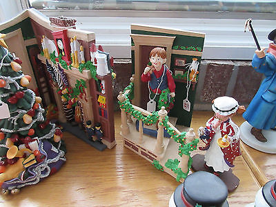 """21 Piece Department 56 """"ALL THROUGH THE HOUSE"""" Collection Dept 56"""