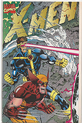 X-Men # 1 * Jim Lee * 1991 *  Near Mint * Gatefold Cover