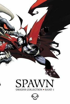 Spawn Origins Collections  1  Hardcover  Panini Neuware