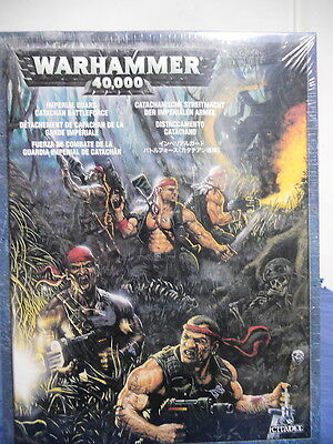 Warhammer 40.000 Fuerza Combate Eldars Guardia Imperial Catachán