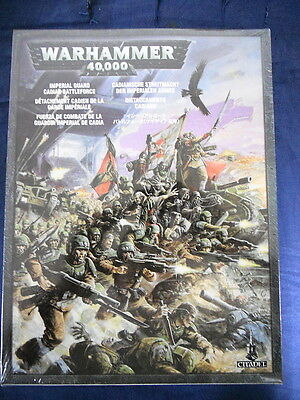 Warhammer 40.000 Fuerza Combate Guardia Imperial Cadia