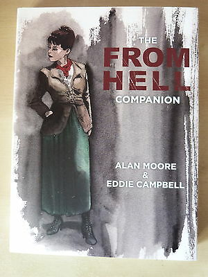 The From Hell Companion,Alan Moore & Eddie Campbell,Top Shelf Productions 2013