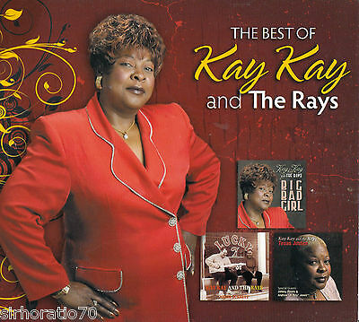 KAY KAY and The RAYS Best Of CD Digi pak 2011 NEW