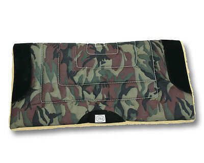 Sottosella Western Pool'S Camouflage In Cordura - 5057