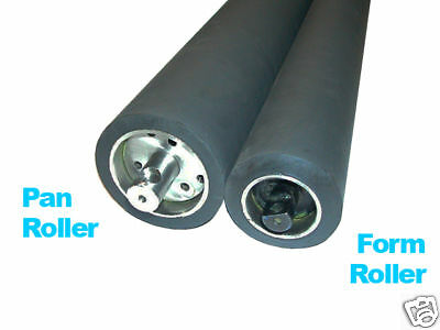 ALCOLOR Rollers Set for Heidelberg MO  (one water form and one water rollers)