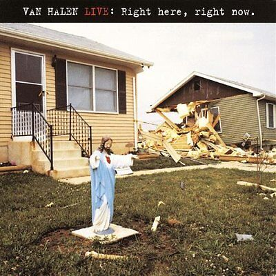 Van Halen - Live: Right Here Right Now [New CD] UK - Import