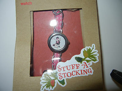 NWT NEW Gymboree Tres Chic Poodle Girls Watch LR