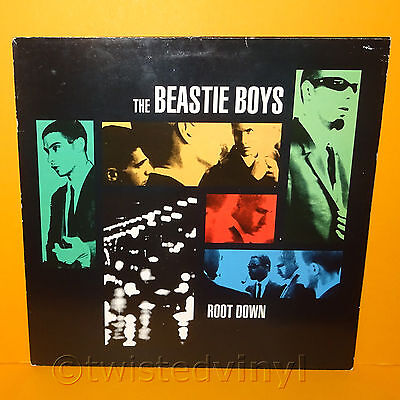 "1995 Capitol Grand Royal Records Beastie Boys - Root Down 12"" Lp Album Vinyl"