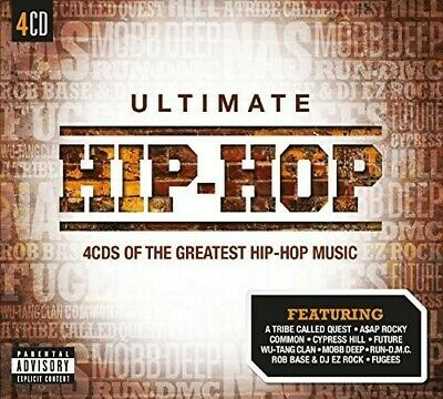 Various Artists - Ultimate Hip-Hop [New CD] UK - Import