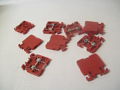 Lot of 45  A-B Terminal Block Clip Bul. 1492 Style H
