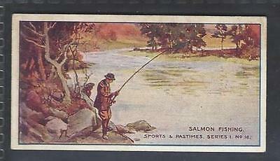 Taddy - Sports & Pastimes - #18 Salmon Fishing