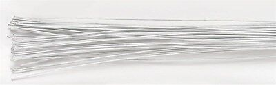 Culpitt FLORIST WIRE 26 gauge  - sugar flowers / white NEXT DAY DESPATCH