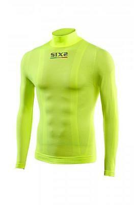 Sixs Lupetto intimo TS3 manica lunga COLOR giallo M