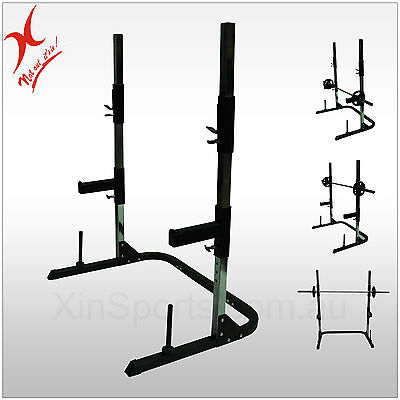Multi Press Squat Rack/bench Press/cage Weight Lifting - For 220Cm Bar Xin