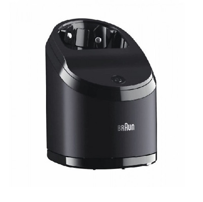 Braun Clean and Charge Base for Select Series 9, FlexMotionTec and CoolTec Model